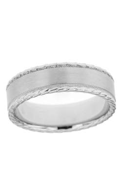 Brilliant Diamonds Bridal Fancy wedding band S0237 product image