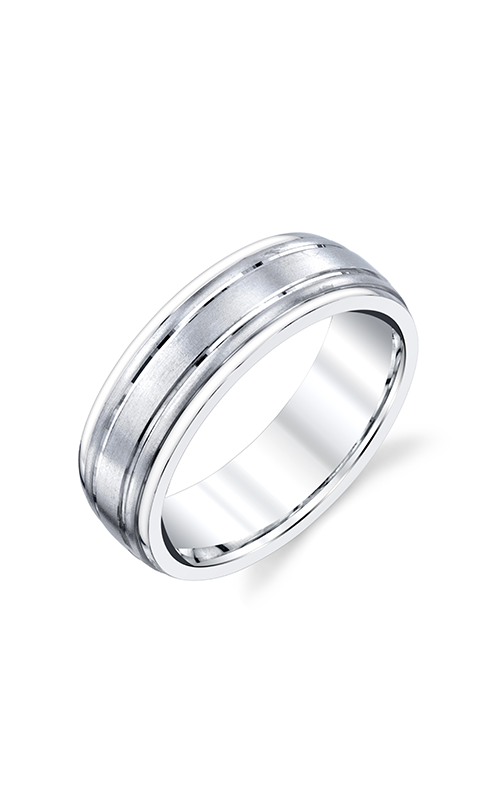 Brilliant Diamonds Bridal Fancy wedding band S0331 product image