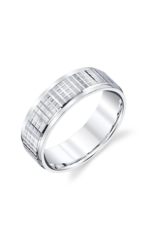 Brilliant Diamonds Bridal Fancy wedding band S3425 product image