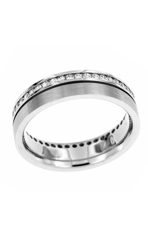 Brilliant Diamonds Bridal Diamond wedding band U0089 product image
