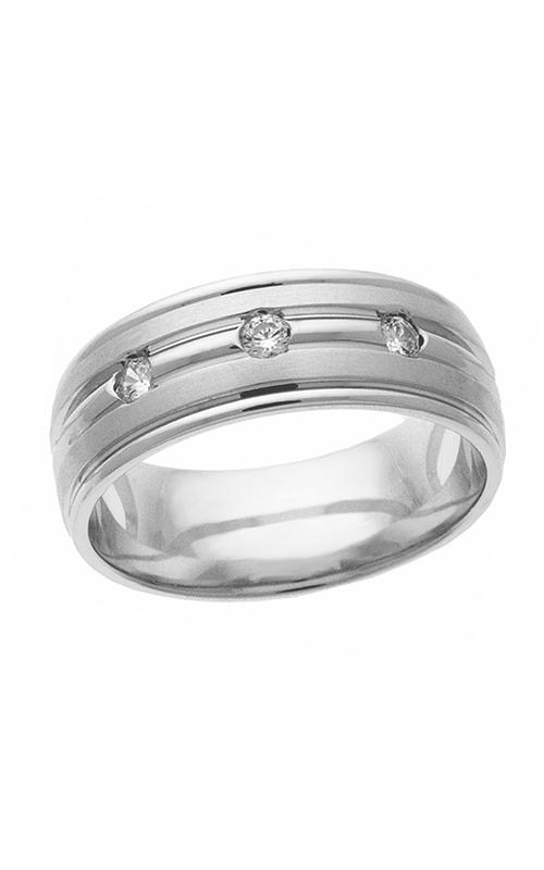 Brilliant Diamonds Bridal Diamond wedding band U0197 product image
