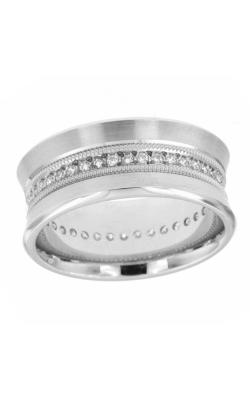 Brilliant Diamonds Bridal Diamond Wedding Band U0297 product image