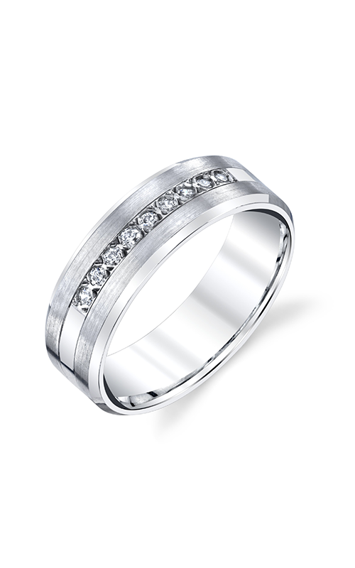 Brilliant Diamonds Bridal Diamond wedding band U0298 product image