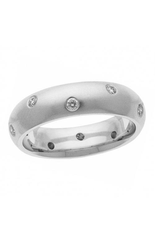 Brilliant Diamonds Bridal Diamond wedding band U0321 product image