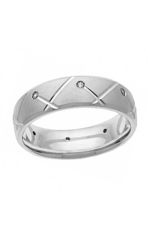 Brilliant Diamonds Bridal Diamond wedding band U0356 product image