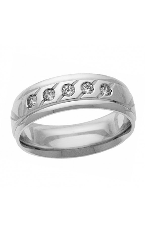 Brilliant Diamonds Bridal Diamond wedding band U0974 product image
