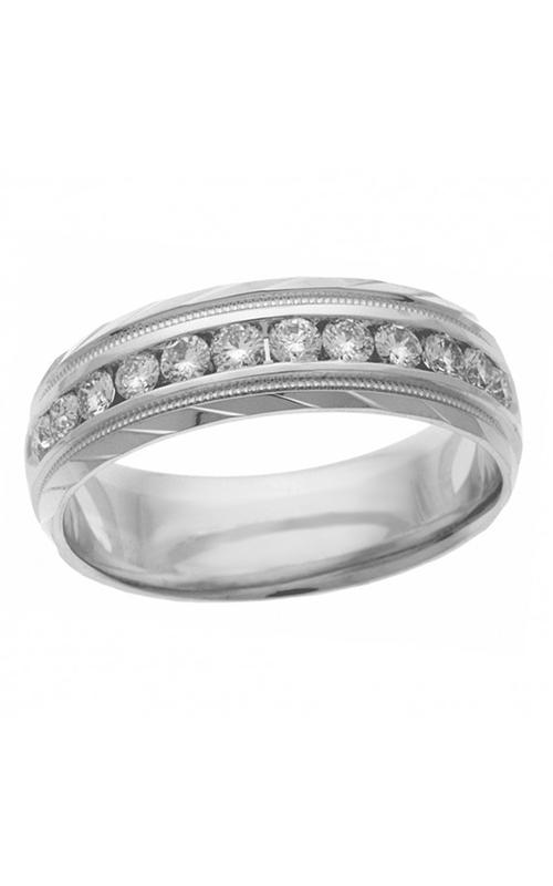 Brilliant Diamonds Bridal Diamond wedding band U1302 product image