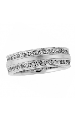 Brilliant Diamonds Bridal Diamond Wedding Band U1372 product image