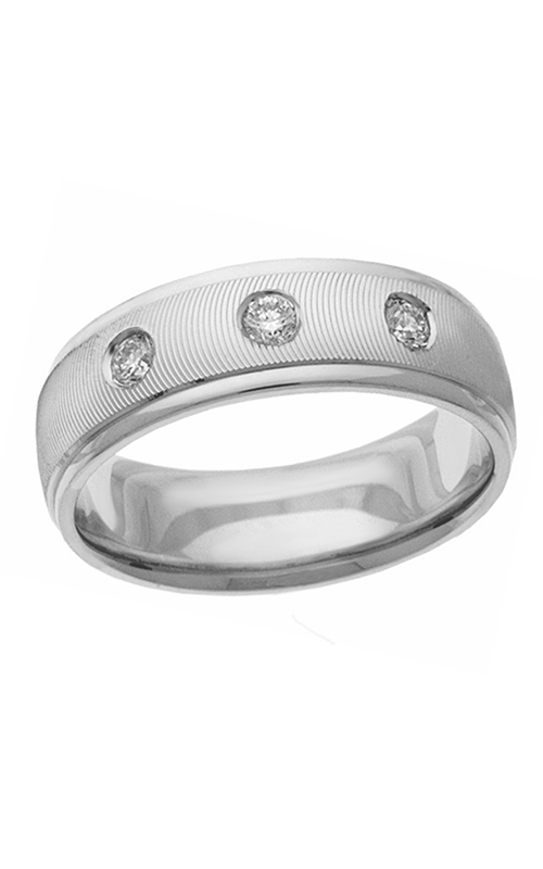 Brilliant Diamonds Bridal Diamond wedding band U1386 product image