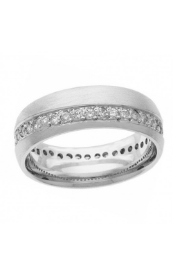 Brilliant Diamonds Bridal Diamond Wedding Band U1401 product image