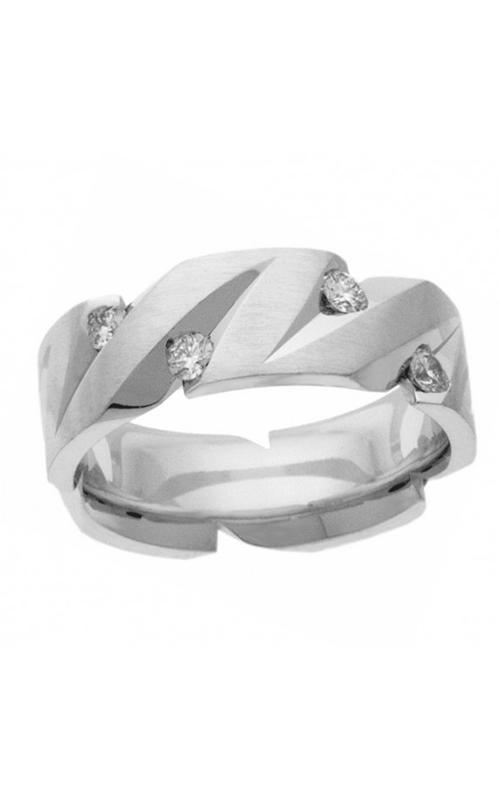 Brilliant Diamonds Bridal Diamond wedding band U1408 product image