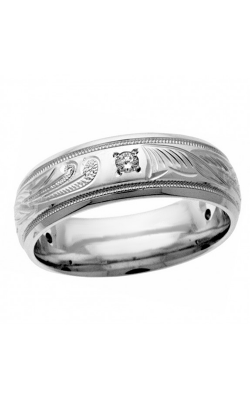 Brilliant Diamonds Bridal Diamond Wedding Band U1417 product image