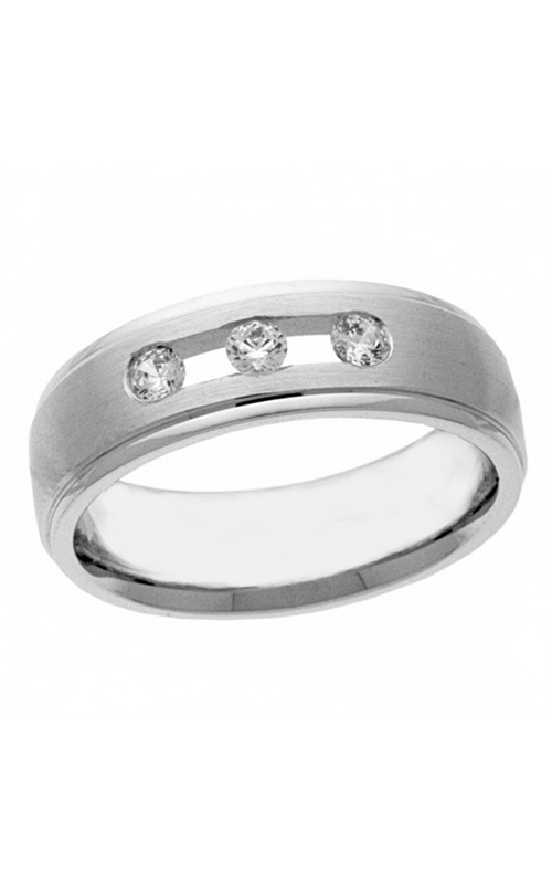 Brilliant Diamonds Bridal Diamond wedding band U1444 product image
