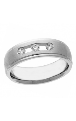 Brilliant Diamonds Bridal Diamond Wedding Band U1444 product image
