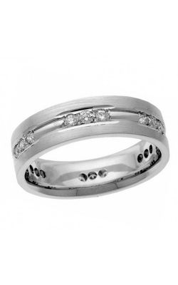 Brilliant Diamonds Bridal Diamond Wedding Band U1446 product image