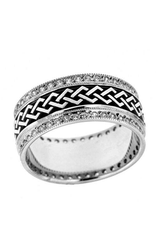 Brilliant Diamonds Bridal Diamond wedding band U1465 product image