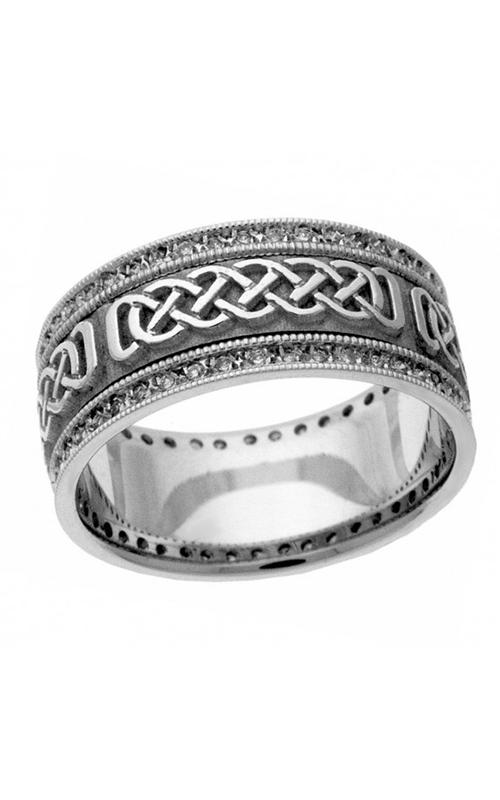 Brilliant Diamonds Bridal Diamond wedding band U1466 product image