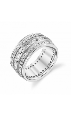 Brilliant Diamonds Bridal Diamond Wedding Band U1490 product image