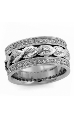 Brilliant Diamonds Bridal Diamond Wedding Band U1492 product image