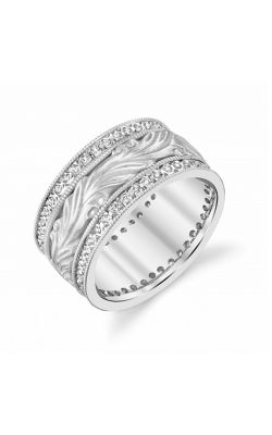 Brilliant Diamonds Bridal Diamond Wedding Band U1493 product image