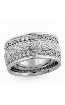 Brilliant Diamonds Bridal Diamond Wedding Band U1494 product image
