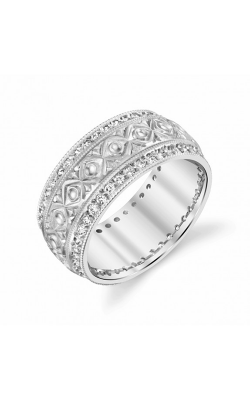 Brilliant Diamonds Bridal Diamond Wedding Band U1589 product image
