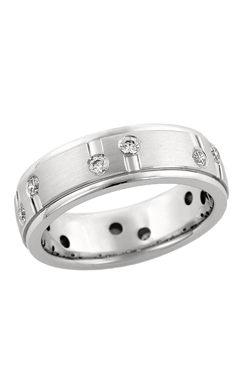 Brilliant Diamonds Bridal Diamond wedding band U1815 product image