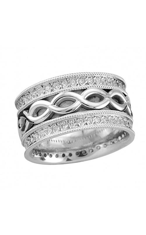 Brilliant Diamonds Bridal Diamond wedding band U2551 product image