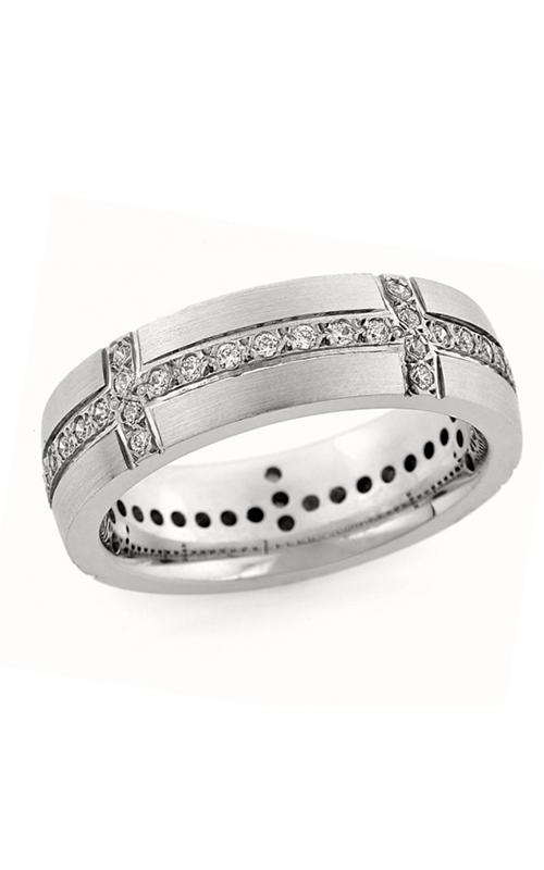 Brilliant Diamonds Bridal Diamond wedding band U3374 product image