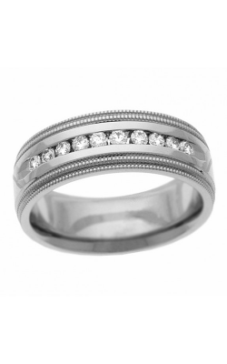 Brilliant Diamonds Bridal Diamond wedding band U4977 product image