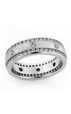 Brilliant Diamonds Bridal Diamond wedding band U4980 product image